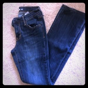 Women's Old Navy Curvy Bootcut Jeans